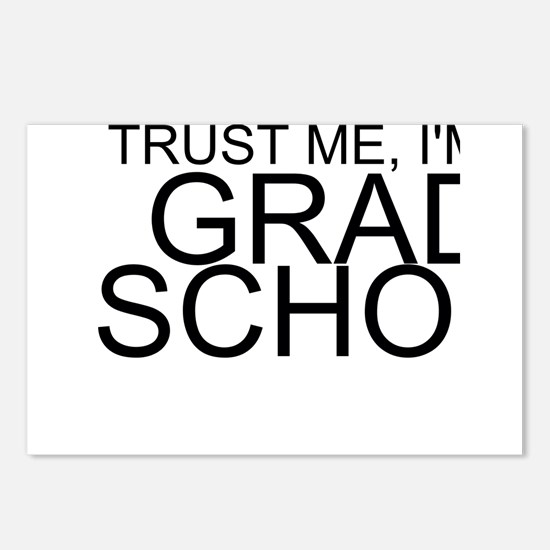 Trust Me, I'm In Grad School Postcards (Package of
