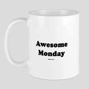 Happy Monday Mug