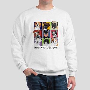 www.KeriLyn.com Merchandise Sweatshirt