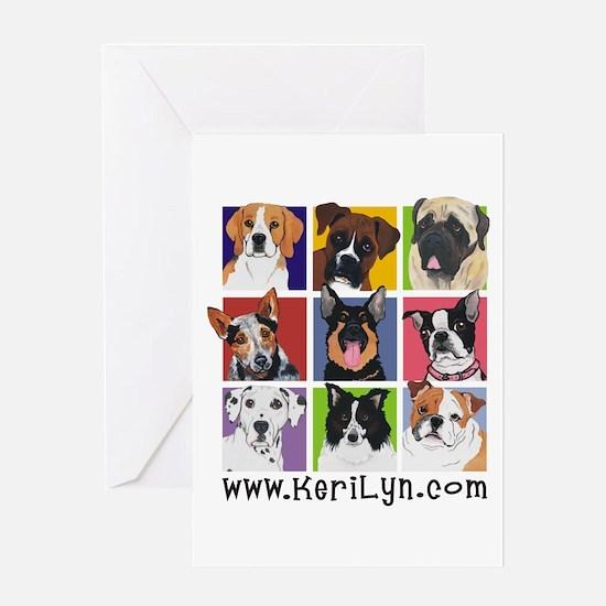 www.KeriLyn.com Merchandise Greeting Card