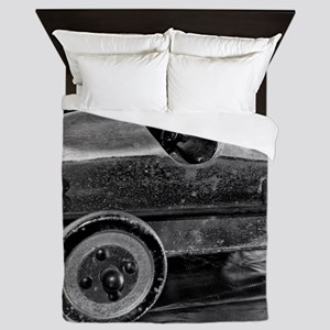Toy Race Car Queen Duvet