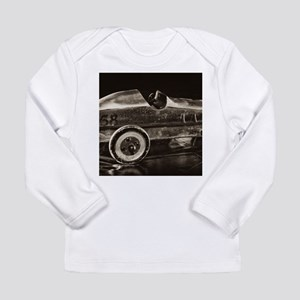 Toy Car Long Sleeve Infant T-Shirt