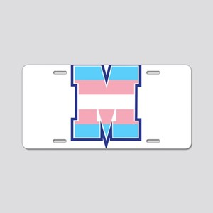 TG McCallum M1a Aluminum License Plate