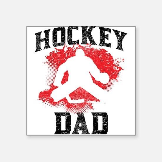 Hockey Dad Sticker