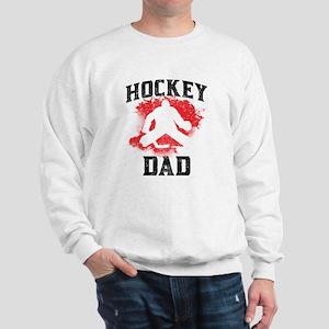Hockey Dad Sweatshirt