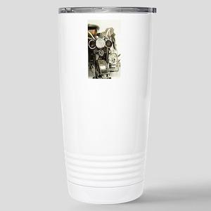 Motorcycle Sidecar Stainless Steel Travel Mug