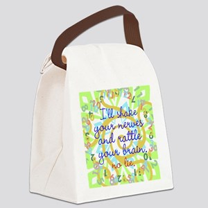 Goodness Gracious Canvas Lunch Bag
