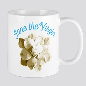 Jane The Virgin Flower Mugs