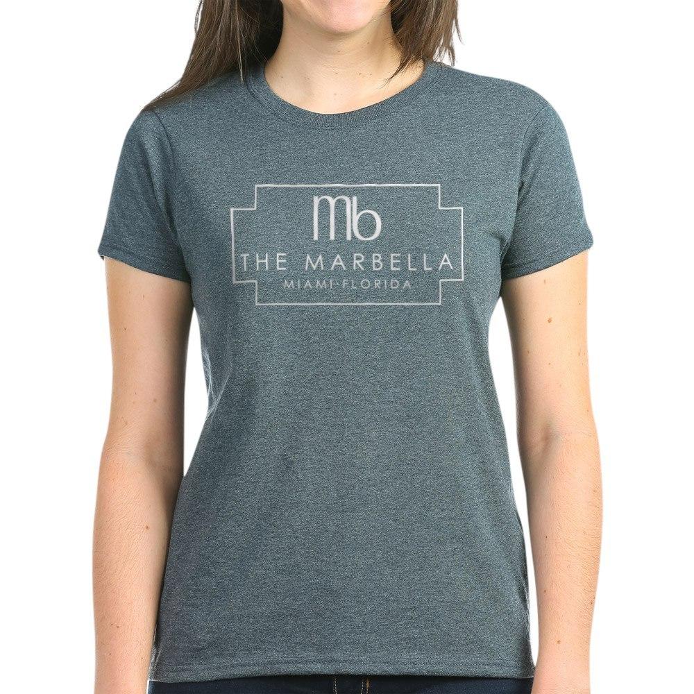 CafePress-Women-039-s-Dark-T-Shirt-Women-039-s-Cotton-T-Shirt-1941554024 thumbnail 58