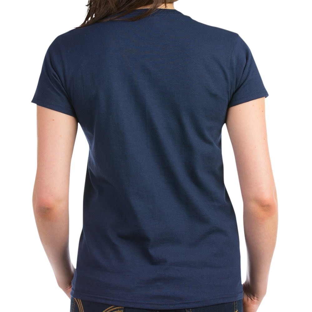 CafePress-Women-039-s-Dark-T-Shirt-Women-039-s-Cotton-T-Shirt-1941554024 thumbnail 36