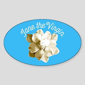Jane The Virgin Flower Sticker