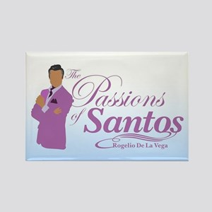 Passions Of Santos Magnets