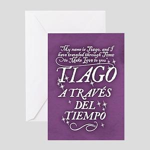 Jane The Virgin Tiago Greeting Cards