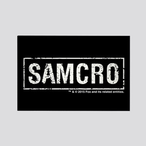 SAMCRO Rectangle Magnet