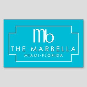 Marbella Jane The Virgin Sticker