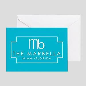 Marbella Jane The Virgin Greeting Cards