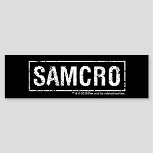 SAMCRO Sticker (Bumper)