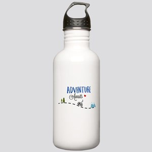 Adventure Awaits Stainless Water Bottle 1.0L