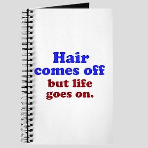 Too bald or not too bald Journal