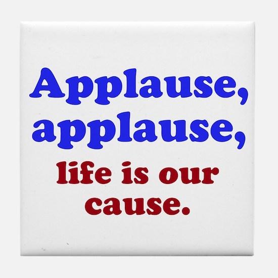 Applause Tile Coaster
