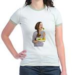 Laughing Salad Lady T-Shirt