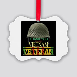 Thank A Viet Vet Ornament