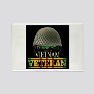 Thank A Viet Vet Magnets