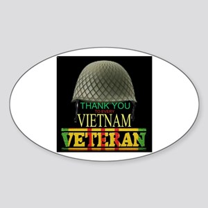 Thank A Viet Vet Sticker