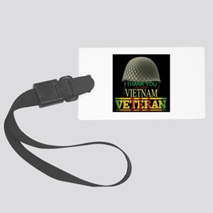 Thank A Viet Vet Luggage Tag