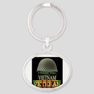 Thank A Viet Vet Keychains