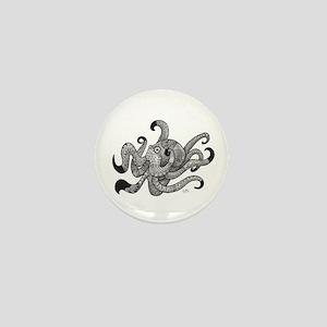 Octopus Plus One Mini Button