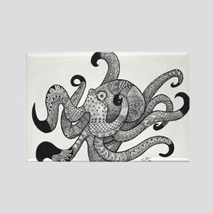 Octopus Plus One Magnets