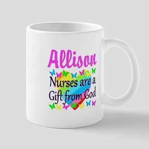 BLESSED NURSE Mug
