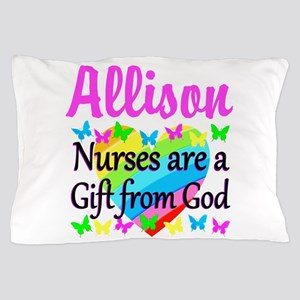BLESSED NURSE Pillow Case