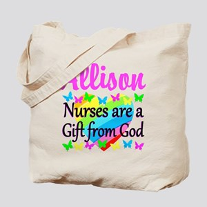BLESSED NURSE Tote Bag