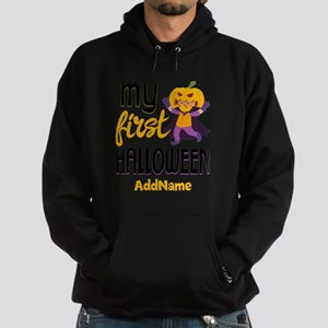My First Halloween Gifts Personalized Hoodie