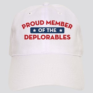 Proud Member of the Deplorables Cap