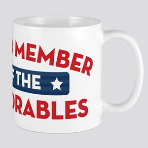 Proud Member of the Deplorables Mug