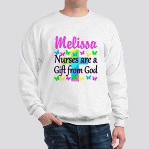 BLESSED NURSE Sweatshirt