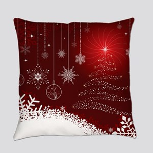 Decorative Christmas Ornamental Sn Everyday Pillow