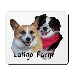 Latigo Farm Mousepad