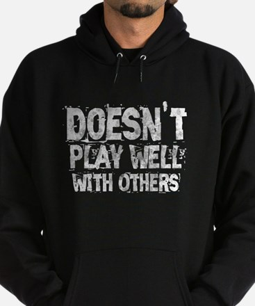 Funny Play with others Hoodie (dark)