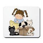 Puppy Dog Friends Mousepad