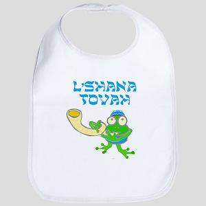 Shofar for Rosh Hashanah Bib