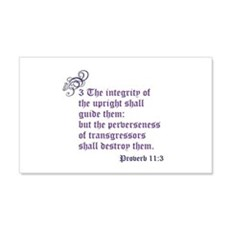 Integrity Wall Decal