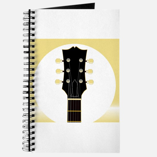 Guitar Headstock And Tuners Journal