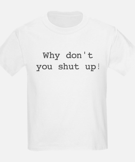 Why don't
