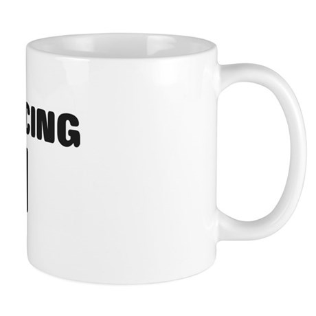 HORSE RACING Dad Mug