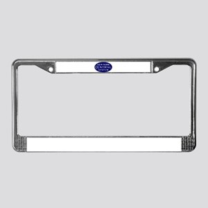 New York Central System logo - License Plate Frame