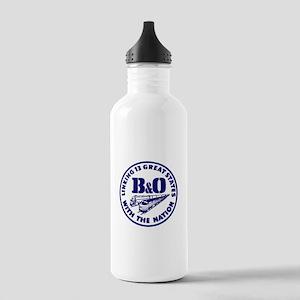 B&O Railroad Logo Stainless Water Bottle 1.0L